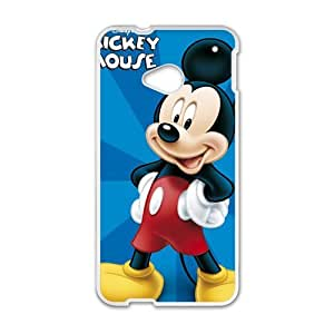ORIGINE Mickey mouse Case Cover For HTC M7