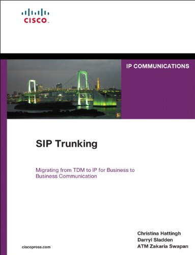 Download SIP Trunking (Networking Technology: IP Communications) Pdf