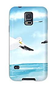 Defender Case For Galaxy S5 Animal Pattern