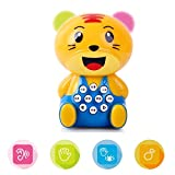 Aelove Mini Cartoon Children's Story Early Learning Machine Kids Education Toys Electronic Systems
