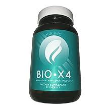 Bio-x4 Probiotic, Metabolism Boost, Appetite Suppress, Digest Help, 4 in One, 90 Capsules