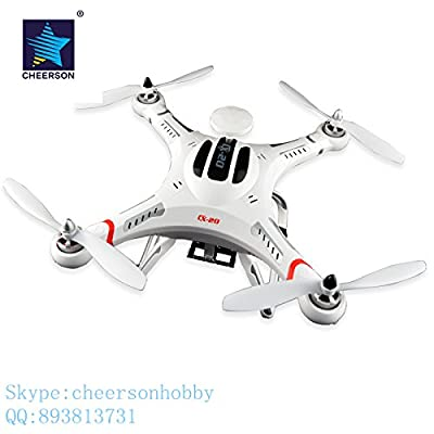 Cheerson CXHOBBY CX-20 Professional 2.4GHz 4CH 6-Axis Auto-pathfinder RC Quadcopter UFO Aircraft Toys with Gopro Camera Mount + GPS + IOC + MX Autopilot Syste