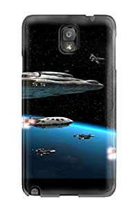 First-class Case Cover For Galaxy Note 3 Dual Protection Cover Star Wars