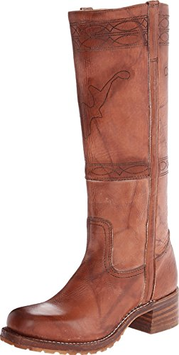 Frye Women's Campus Stitching Horse Boot - Saddle Montana...
