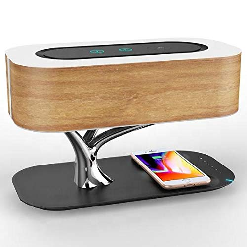Bedside Lamp Wireless Charging Wireless Speaker Multi-Functional