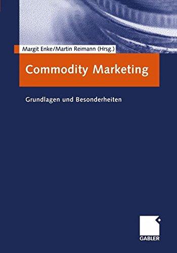 Commodity Marketing: Grundlagen und Besonderheiten