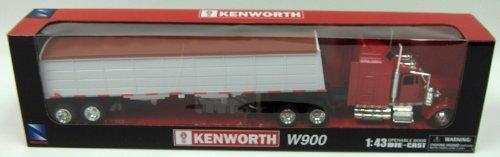 1/43 D/C Kenworth W900 Grain Hauler