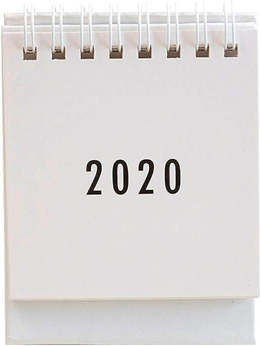 Calendario Calendarios de Escritorio Calendarios d 2020 Tabla ...