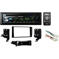 2002-2006 Toyota Camry 1 DIN Stereo Harness Radio Install Dash Kit Package Cache