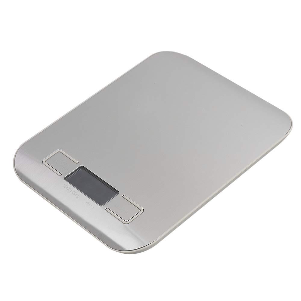 Yibuy Digitale Elektronische Küchenwaage, 5000 g/1 g