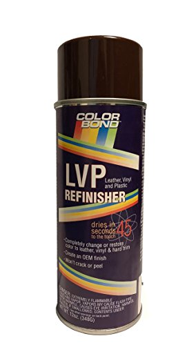 - ColorBond (1869) BMW X5 Luez Cinnamon Brown LVP Leather, Vinyl & Hard Plastic Refinisher Spray Paint - 12 oz.