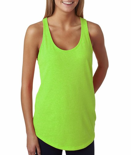 Cotton Terry Tank Top (Next Level Lightweight Racerback French Terry Tank)