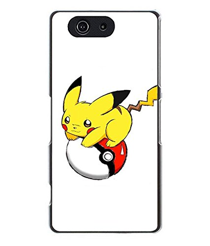 Pokemon Pikachu Sony Z3 Compact Carcasa Case kawaii dibujos ...