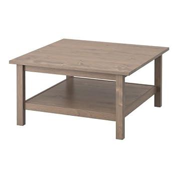 Ikea Hemnes Coffee Table Grey Brown 90x90 Cm Amazon Co Uk