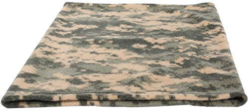 - Rothco Polar Fleece Neck Warmer, ACU Digital Camo