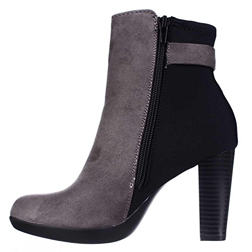 Black Closed Ankle Womens Alfani Velvett Fashion Steel Toe Boots w8RAnCEqx