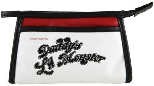 Harley Quinn Makeup Bag - 6