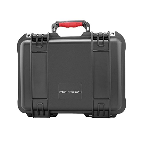 [DJI Mavic Air Accessories] Waterproof Weatherproof Hard Carrying Case Military Spec (Black) by Dacawin