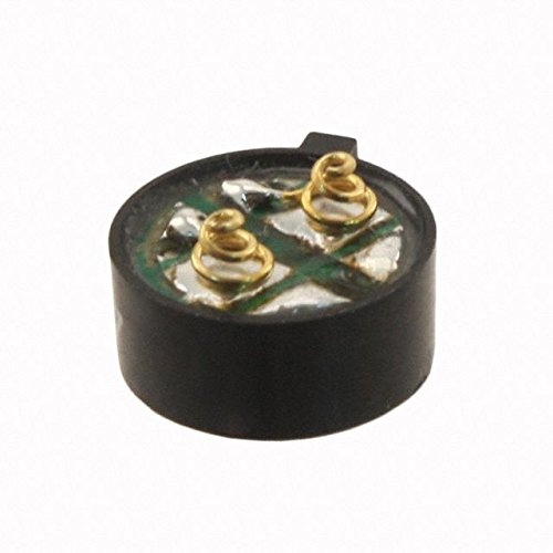 Magnetic Audio Transducer Buzzer Spring Terminals 90 dB 3 V 50 pieces Speakers /& Transducers 9 mm