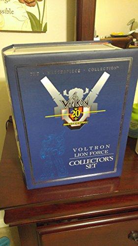 Voltron Lion Die-Cast Masterpiece Action Figure