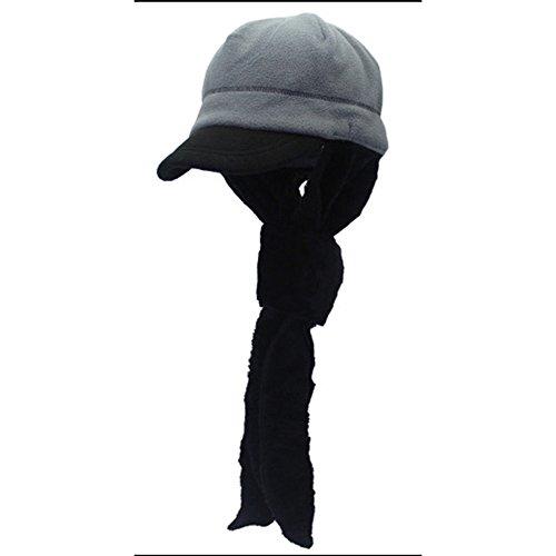 Halloween Hat palo beanie edad J gorro de señoras calentito Kit Navidad sombreros E mediana hat integrado winter MASTER Bufanda XdqAXw