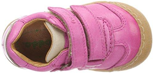 Froddo Children Shoe G3130107-4, Zapatillas Para Niñas Rojo (Fuchsia)