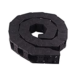 Cable Drag Chain - 1M Long Black CNC Mac...
