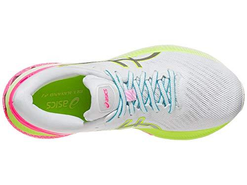 ASICS Women's Gel-Kayano 27 Lite-Show Running Shoes 4