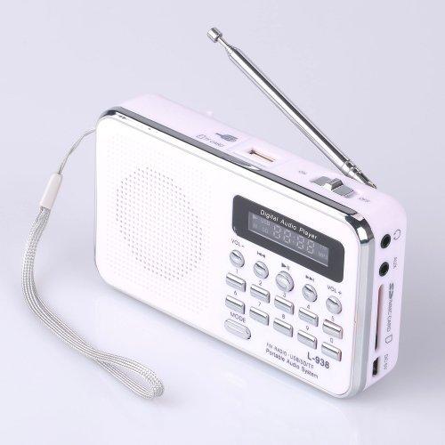 Mfine mini digital Portable Music player Micro sd/tf usb dis
