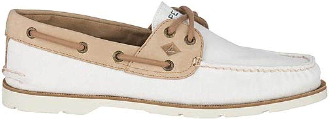 Sperry Men's Leeward Chambray Boat Shoe
