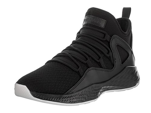 Nike Jordan Kids Jordan Formula 23 Bg Black/Black White Basketball Shoe 6.5 Kids US by Jordan