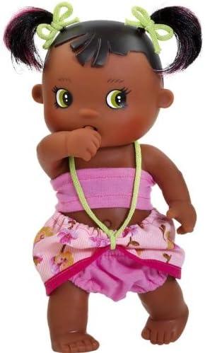 Amazon.es: Paola Reina - Pita, muñeca bebé Negrita, de Vinilo, 22 cm (23562): Juguetes y juegos