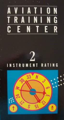 Aviation Training Center  Single VHS Tape  Number 2 Instrument Rating