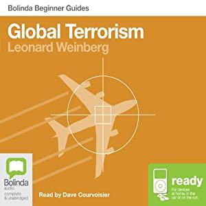 Global Terrorism: Bolinda Beginner Guides Audiobook