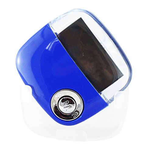 Haptime YGH665 Domestic multifunctional electronic pedometer/sports running distance pedometer counter calories (blue)