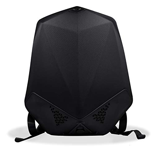 Clearon Electric bluetooth backpack speaker | Portable charger, EDR Speaker, Nylon hard-shell waterproof material & Modern swag - Bluetooth Edr