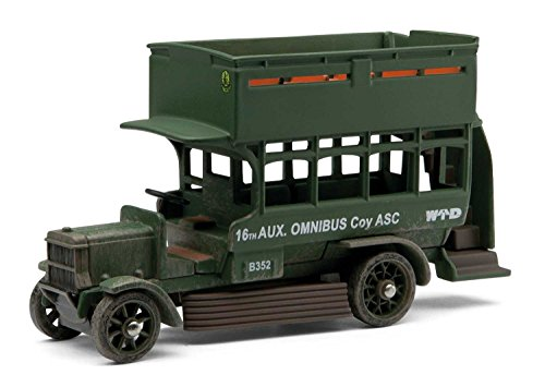 Corgi Old Bus Together Always Collection Outputs