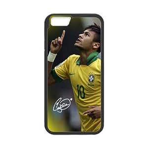 "Onshop Custom Neymar Barcelona Action Phone Case Laser Technology for iPhone 4s"""
