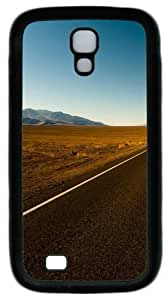Cool Painting Journey PC Silicone Case Cover for Samsung Galaxy S4/I9500