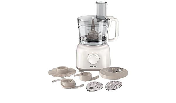 Philips Daily Collection HR7627/04 - Robot de cocina (2,1 L ...