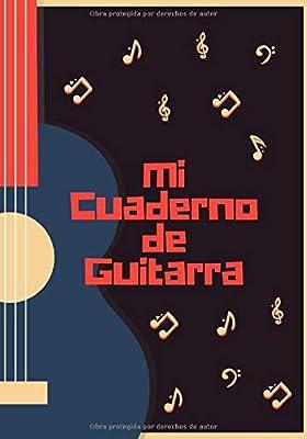 Mi Cuaderno De Guitarra: Planificador Semanal de 52 Semanas   105 ...