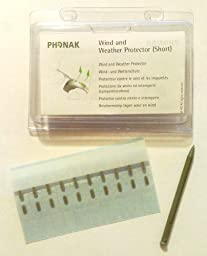 PHONAK Wind and Weather Protector (short)