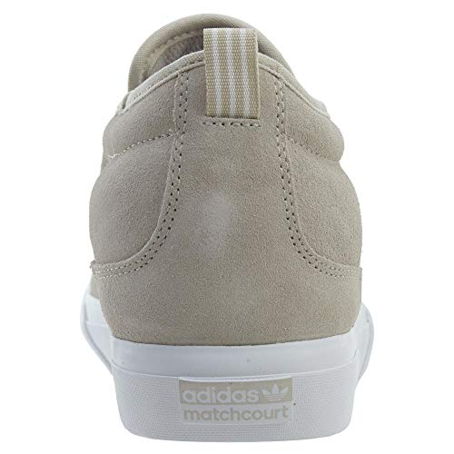 Slip Matchcourt Brown adidas White Mid Men's Clear Gum Brown Shoes White On Skate gum qEnqd1H