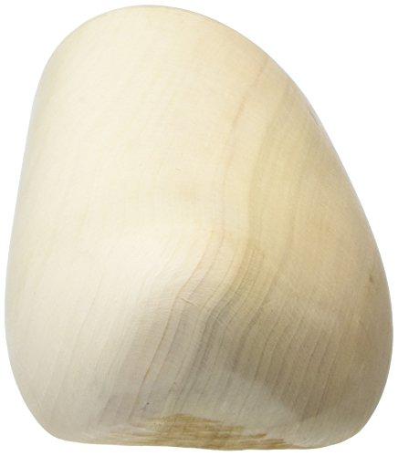 GevaviHolländische Holzschuhe, Holzpantinen V.V. - Zuecos Unisex adulto Beige (natur(wit geschuurd) 74)