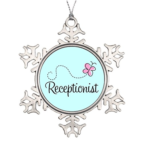 Pracy Ideas For Decorating Christmas Trees Cute Receptionist Career Western Christmas Snowflake Ornaments