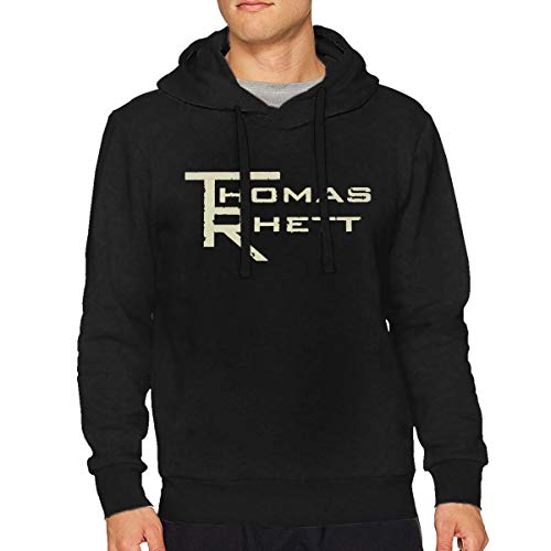 Mr.Technician Thomas Rhett Man Hoodie Sweatshirt Black