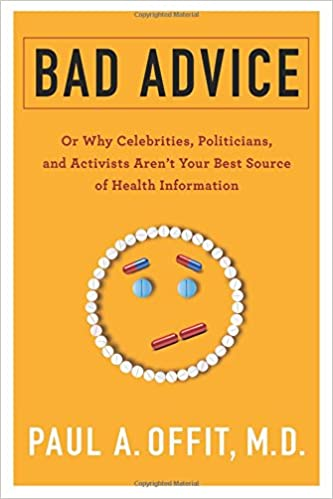 bad advice or why celebrities politicians and activists aren t