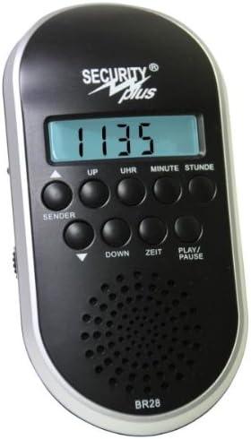 Security Plus Radio para Bici Point Mp3 Integrado Bateria Litio ...