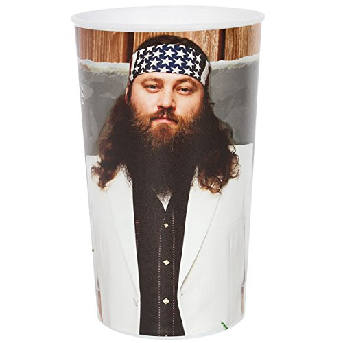 Duck Dynasty Blow It Up Keepsake 22oz Cups (Willie Costume Duck Dynasty)