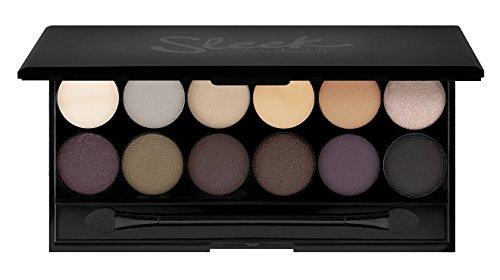 (Sleek I-Divine Au Naturel Warm -Neutral Mineral Based Eyeshadow Palette)
